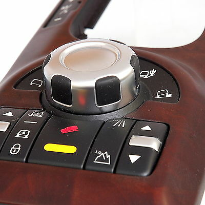 Walnut Wood Terrain switch Range Rover L322 Vogue SE Interior Autobiography 05+
