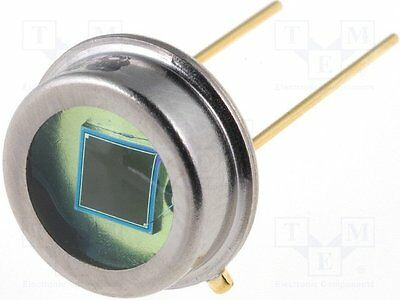 1 pc Photodiode; TO5; 550nm; 350-820nm; 55°; Mounting: THT; 2nA; 250mW