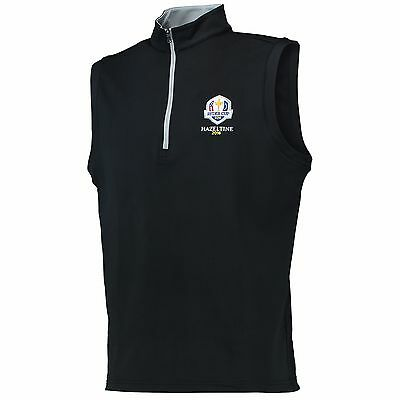 Adult Medium The 2016 Ryder Cup adidas Climacool Competition Vest - Mens - Black
