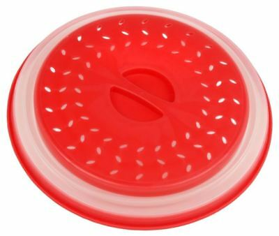 Pendeford BPA Free Collapsible Folding Microwave Plate Cover Colander Strainer
