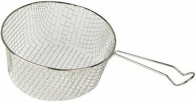 "Pendeford Value Plus Collection Wire Chip Frying Mesh Basket To Fit 8"" Pan"