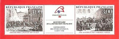 Timbres France Neuf 1989