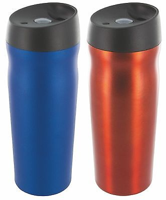 Highlander Deluxe Camping / Hiking / Travel Mug Cup - Blue