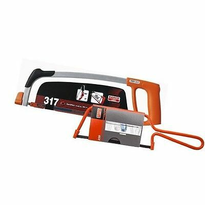 Bahco XMS17HACKSAW 317 BAH317 Hacksaw Frame + Junior Saw 239 BAH239 TWIN PACK!!