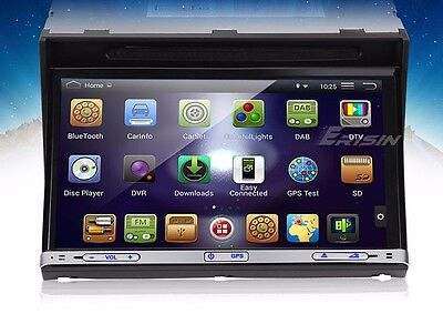 "AUTORADIO Android 7"" Universale Navigatore gps Bluetooth Display Mobile Dvd mp3"
