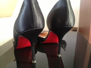 Christian Louboutin Paris Ladies Shoes 37.5