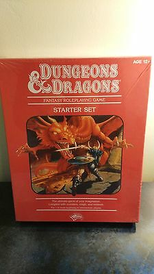Dungeons and Dragons: Starter Set Red Box (4th Edition)