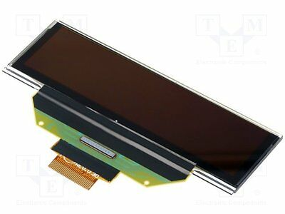 """1 pc Display: OLED; graphical; 3.2""""; 256x64; Dim:87.4x28.5x2.22mm"""