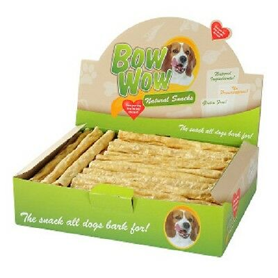 Bow Wow Natural Poultry Chicken Sticks 50 x 22 g Dog Treats