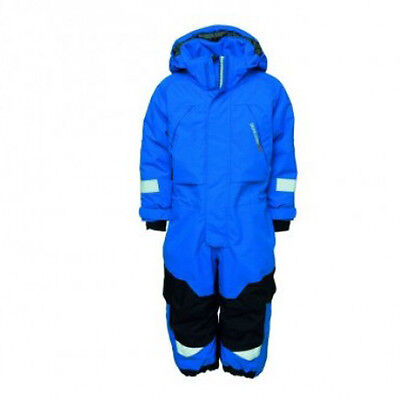 Didriksons Kebnekaise Coverall Snow Suit - Blue - L46DDKC