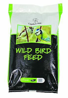 20 KG Copdock Mill Supreme Wild Bird Food Feed Mix High Energy Table Feeders