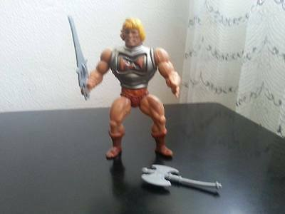 Masters Of the Universe vintage Battle Armor He-Man