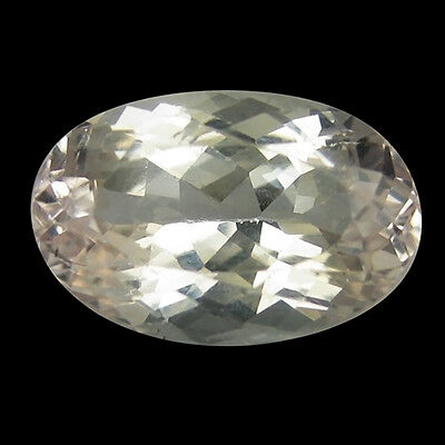 12.03 Ct Marvelous! Top Fire 100% Natural Afghanistan Lovely Yellow Kunzite.