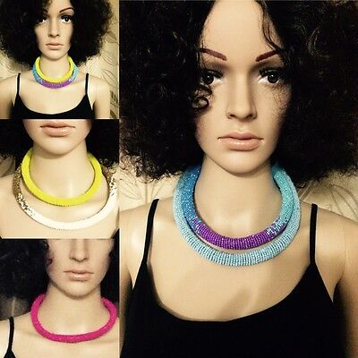 Tribal Head piece/necklace