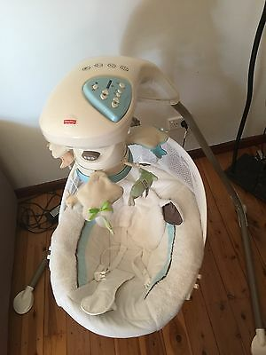 Fisher Price Baby Swing Used Couple Of Time Great Condition