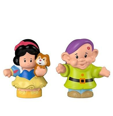 Fisher Price Little People Disney Snow White & Daisy