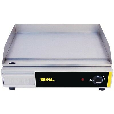 Commercial Buffalo Electric Griddle, Hot Plate, contact grill machine catering.