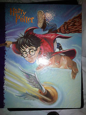 harry potter trading cards - nearly full set