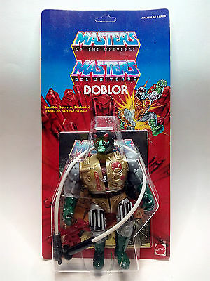 Masters Del Universo - Doblor - Motu - Moc- Spanish - New- Sealed