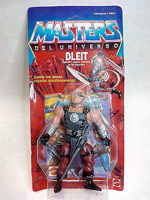 Masters Del Universo - Bleit - Motu - Moc- Spanish - New- Sealed