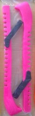 Ice Hockey Skates Blade Guards / Covers -  Pink 1 pair