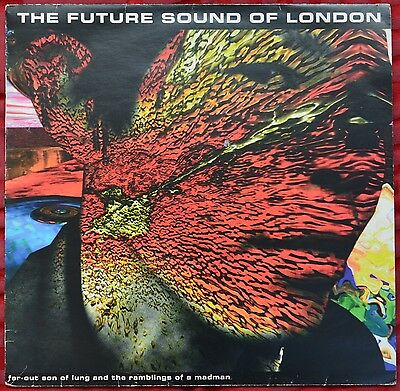 """The Future Sound Of London (FSOL) – Far-out Son Of Lung 12"""" VST 1540 A1/B1 – VG+"""