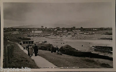 3 x Co DONEGAL POSTCARDS 1920's REAL PHOTOGRAPHS IRELAND IRISH BUNDORAN PK 15