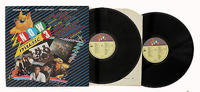 NOW THAT'S WHAT I CALL MUSIC 3, 2xLP, NOW 3, GATEFOLD, 1984 UK PRESS, N/M VINYL