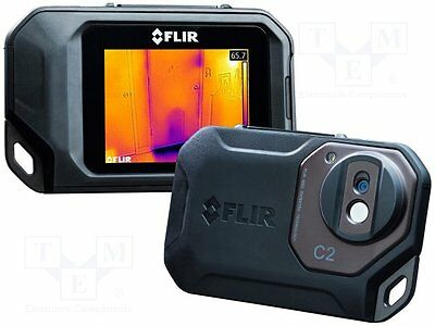 "1 pc Infrared camera; LCD 3"" (320x240), touch screen, color; 80x60"