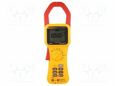 1 pc AC/DC digital clamp meter; ¨cable:58mm; LCD, with a backlit