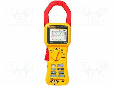 1 pc Power clamp meter; ¨cable:58mm; LCD (320x240), graphical, color