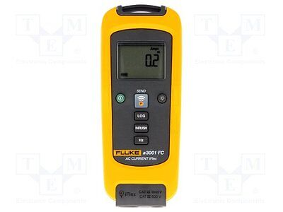 1 pc AC digital clamp meter; ¨cable:254mm; LCD 3,5 digit; 0.1A; IP42
