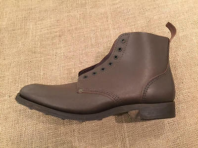 WW1 British B5 Boots William Lennon Excellent Brand New Repro. Only Size: 7 & 12