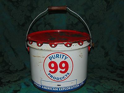 Vintage Purity 99 Anglo American Exploration Co. 25 Lb Pail