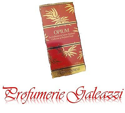 YSL OPIUM COLLECTION OF PERFUMED SOAPS - 4 X 50 g
