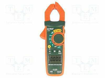 1 pc AC/DC digital clamp meter; ¨cable:30mm; I DC:60/600A,600uA