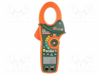 1 pc AC/DC digital clamp meter; ¨cable:43mm; I DC:0,1÷400/1000A