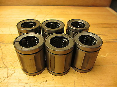 Thomson Ball Bushing A203242 Lot of 6 VERY NICE