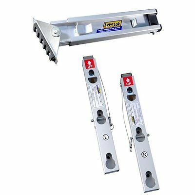 Quick Connect Ladder Leveler Kit