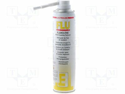 1 pc Cleaning agent; spray; can; 400ml; Application: flux removing
