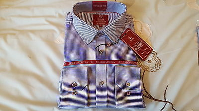 Taylor and Wright men's long sleeve shirt 15 an half size