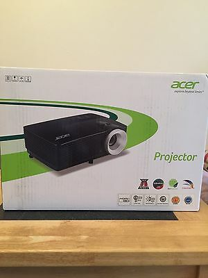 Acer X112H DLP Projector - BRAND NEW AND SEALED - UK SELLER