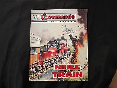 Commando No 1665 Mule Train