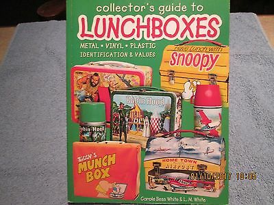 Collector's Guide to LUNCH BOXES