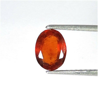 2.20Ct RARE QUALITY MAGNIFICENT NATURAL AXINITE GARNET OVAL CUT LOOSE GEMSTONES
