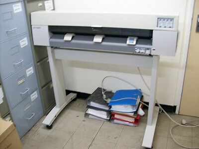HP DesignJet 450c Large Format Inkjet Printer