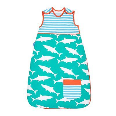Pocketful of Fins Grobag by The Gro Company Baby Sleeping Bag Sack 1.0 Tog 6-18m