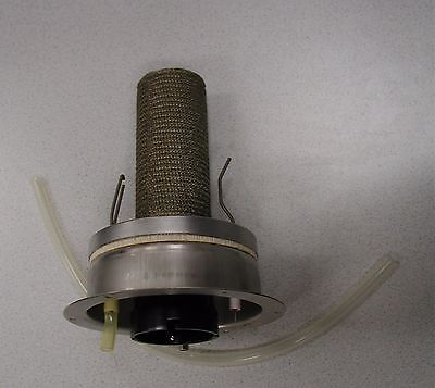 Burner Assembly with condensate drain for Eternal GU145s Hybrid Water Heater.