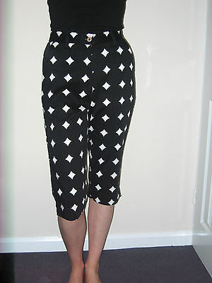 Ladies Size 18 Wackpants The  Latest Crazy Funky Loud Smart Cool Golf Trousers