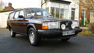 VOLVO 240 DL ESTATE 40000 miles only!